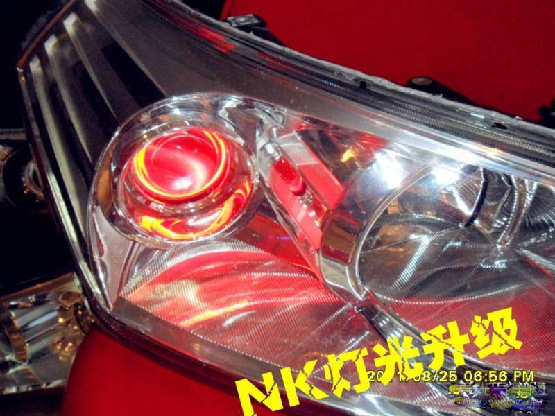 奔腾b70 ,科鲁兹灯光升级 8090nk作品