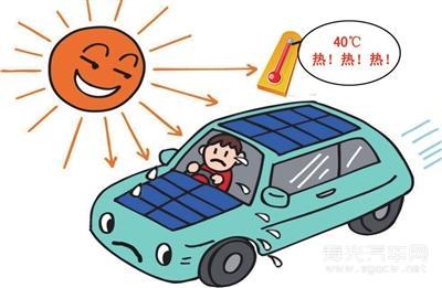 反复开车门车内就能快速降温?-寿光汽车网