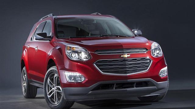 到2016年底 雪佛兰将推出7款重量级新车