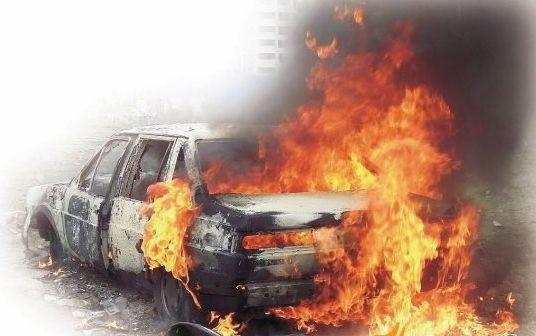 高温袭圣城 5月汽车自燃事件发生6起