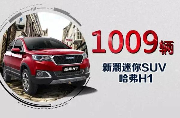 长城汽车8月销售7.3万辆:vv7销量再创新高,哈弗h6王者